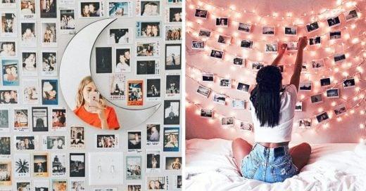 Cover Geniales ideas para decorar tu hogar con fotografías