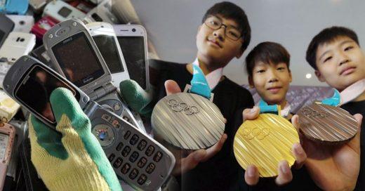 Cover Las medallas de los Juegos Olímpicos de Tokio estarán hechas con basura