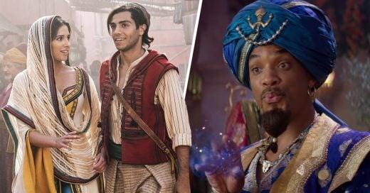 Cover Se estrena el segundo tráiler oficial de la nueva película de Aladdin