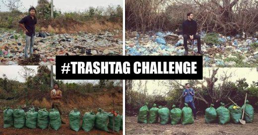 """Cover Llega el """"Trashtag Challenge"""" el reto que tiene a todos recolectando basura"""