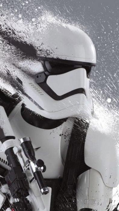 stormtrooper de La Guerra de las Galaxias