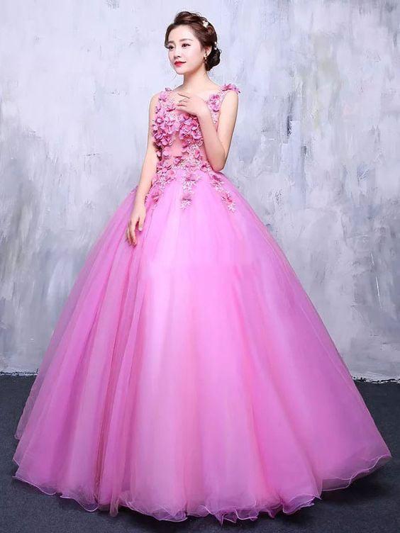 17 Hermosos Vestidos Para Robar Miradas En Tus Xv Años