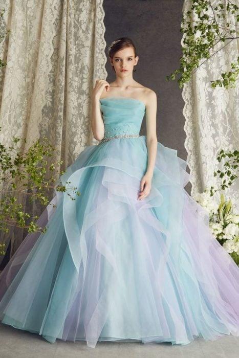 Vestidos bonitos de XV años recreoviral