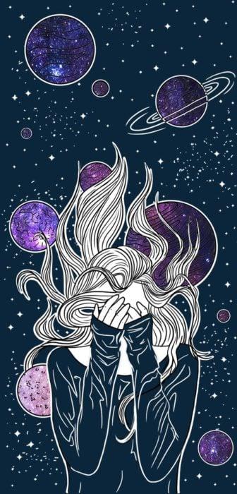 pensando en el infinito