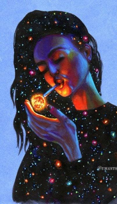 chica universo