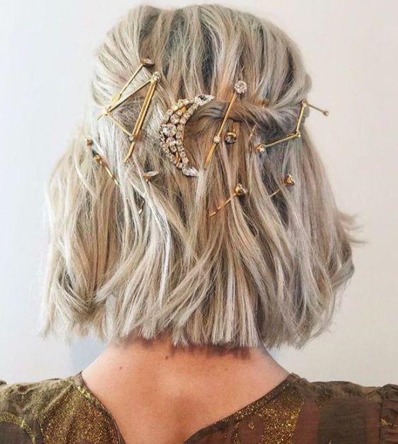 19 maneras de usar hairclips y verte fabulosa recreoviral.com