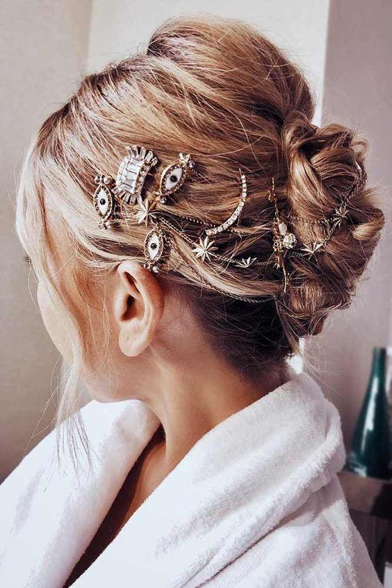 19 maneras de usar hairclips y verte fabulosa