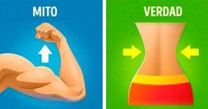 10 Mitos y verdades que NUNCA TE DIRÁN en un Gimnasio acerca de practicar Fitness