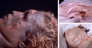 Fotógrafo que capturó la belleza de la muerte en una morgue