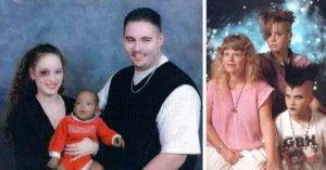 30 Fotografías del recuerdo familiares más extrañas y locas poco vistas antes