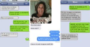 18 Mensajes de texto entre padres e hijos que te matarán a carcajadas