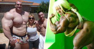15 Personas que llevaron su amor por el Gym y los esteroides a otro nivel