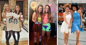 20 Disfraces de Halloween geniales para usar con tu mejor amiga