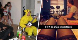18 gamers que tienen muy claras sus prioridades