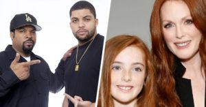 20 hijos de celebridades que se parecen a sus famosos padres