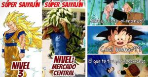 15 memes que solo entenderán los amantes de Dragon Ball