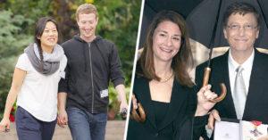 10 esposas de los hombres más ricos del mundo que no necesitan reflectores en su vida