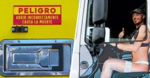 15 camiones que te pondrán de buen humor si te los topas en el tráfico