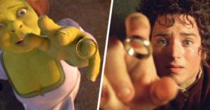 20 Veces en las que las películas animadas parodiaron al cine clásico