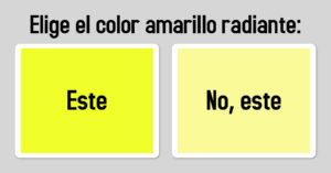 Test: Dinos qué colores te gustan y descubriremos tu edad interior