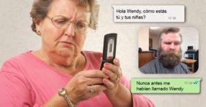 20 Conversaciones de Whatsapp que fueron un error de dedo pero recibieron respuestas épicas