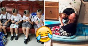 15 Madres que tienen un sentido del humor mejor que el tuyo… Te sacarán más de una carcajada