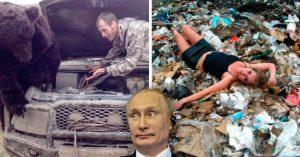 21 Fotografías que se ven todos los días solo en… Rusia y sus redes sociales