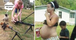 19 Personas que no nacieron para ser padres y el universo no debió darles hijos