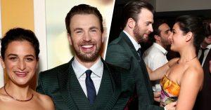 Conoce a la novia del Capitán América y muérete de envidia