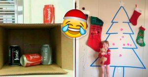 24 Personas que tienen demasiada flojera de decorar sus casas