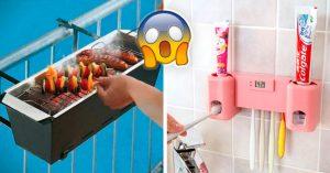 12 Inventos que vas a querer comprar si te gustan las cosas fáciles