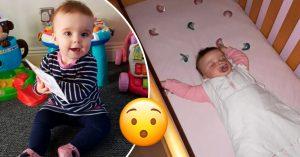 Encontró la forma de hacer que su bebé dejara de llorar y todos la criticaron