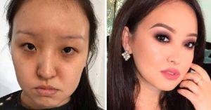 11 Pruebas de que el maquillaje es el mejor amigo de la mujer