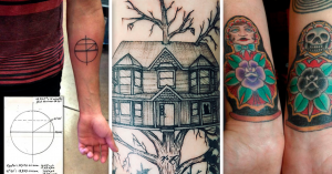 12 Tatuajes que esconden un significado muy profundo
