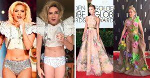 Con poco presupuesto y mucho humor recreó los outfits de las famosas