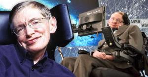 11 Curiosos datos sobre Stephen Hawking, el hombre que nos descifró el cosmos