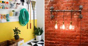 15 Proyectos DIY que hasta los más machotes querrán intentar