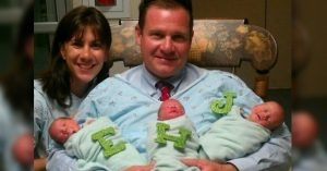 Adoptan a trillizos, ¡y después se enteran que están esperando gemelos!