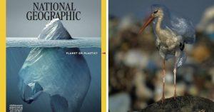 Polémica portada de NatGeo revela la verdad de la contaminación en el mundo