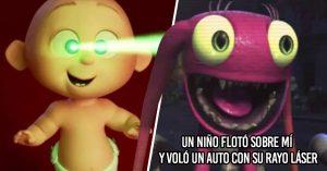 Una divertida teoría conecta Monsters Inc. con Los Increíbles ¡y todo tiene sentido!
