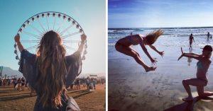 15 Ideas originales para tomar fotografías en tus vacaciones