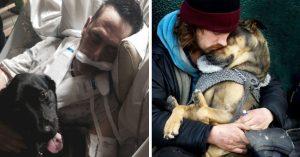 21 Imágenes que demuestran el amor incondicional de los perros