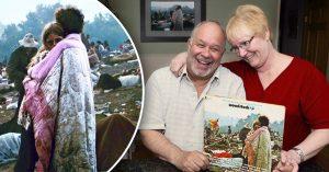 La pareja icónica de la portada de Woodstock aún sigue junta y se aman como hace 50 años