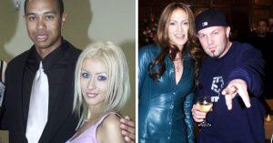 20 Momentos extraños de las celebridades en el 2000