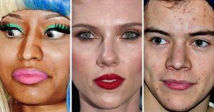 Cover Mira cómo se ven las celebridades de cerca y sin retoques