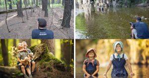 16 Imágenes que demuestran que cualquier lugar es ideal para una sesión de fotos