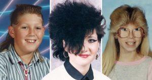 17 Peinados ochenteros que deberían quedarse en el olvido por siempre