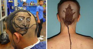 20 Personas que creyeron que su cabello era cool y se ven ridículas
