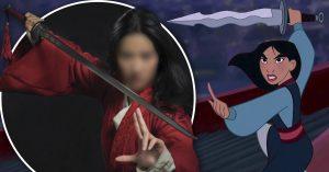 Disney revela el rostro de Mulan en su nueva película live action