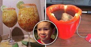 15 Intentos de comida tan asquerosos que vas vomitar justo AHORA